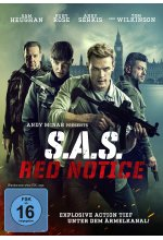S.A.S. Red Notice DVD-Cover