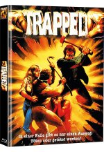 Trapped - Mediabook - Cover A - Limited Edition auf 111 Stück  (+ Bonus-DVD mit weiterem Horrorfilm) Blu-ray-Cover