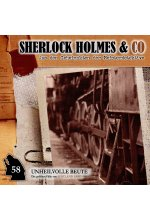 Sherlock Holmes & Co 58 - Unheilvolle Beute Cover