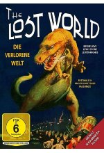 Die verlorene Welt - in kolorierter Fassung (s/w + Color Version) DVD-Cover