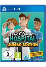 Two Point Hospital - Jumbo Edition Cover