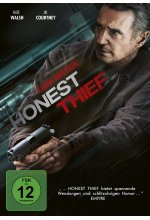 Honest Thief DVD-Cover