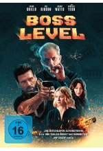 Boss Level DVD-Cover