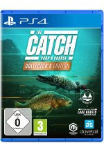 The Catch: Carp & Coarse (Collector's Edition) Cover