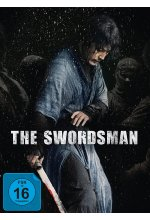 The Swordsman - 2-Disc Limited Collector's Edition im Mediabook (+ DVD) Blu-ray-Cover