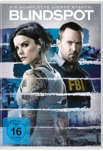Blindspot: Staffel 4  [4 DVDs] DVD-Cover