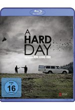 A Hard Day Blu-ray-Cover