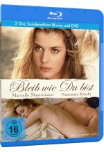 Bleib wie Du bist - 2 Disc Complete Edition - Limited Edition  (+ DVD) Blu-ray-Cover
