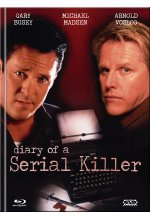 Diary of a Serial Killer - Limited 2-Disc Mediabook (Cover C) Blu-ray-Cover