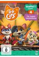 44 Cats - Staffel 1 Volume 4 DVD-Cover