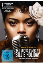 The United States vs. Billie Holiday DVD-Cover