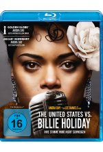 The United States vs. Billie Holiday Blu-ray-Cover