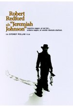 Jeremiah Johnson DVD-Cover