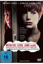 Weiblich, ledig, jung sucht... DVD-Cover
