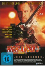 Highlander 3 - Die Legende DVD-Cover