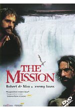 The Mission DVD-Cover