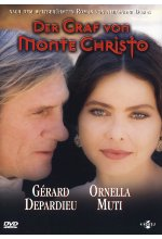 Der Graf von Monte Christo  [2 DVDs]  (Amaray) DVD-Cover