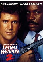 Lethal Weapon 2 - Brennpunkt L.A. DVD-Cover