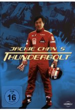 Jackie Chan - Thunderbolt DVD-Cover