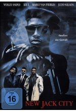 New Jack City DVD-Cover