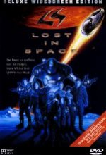 Lost in Space DVD-Cover