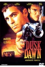 From Dusk till dawn DVD-Cover