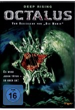 Deep Rising - Octalus DVD-Cover