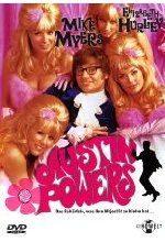 Austin Powers DVD-Cover