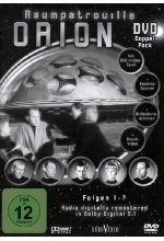 Raumpatrouille Orion 1-7  [2 DVDs] DVD-Cover