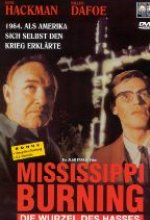 Mississippi Burning - Die Wurzel des Hasses DVD-Cover