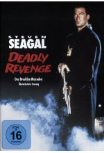 Deadly Revenge - Das Brooklyn Massaker DVD-Cover