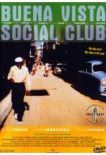 Buena Vista Social Club  (OmU) DVD-Cover