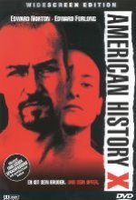 American History X DVD-Cover