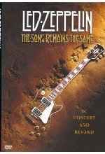 Led Zeppelin - The Song remains the same DVD-Cover