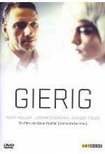 Gierig DVD-Cover