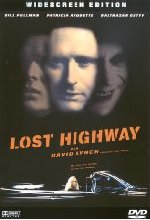 Lost Highway DVD-Cover