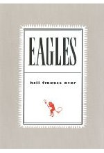 Eagles - Hell Freezes Over DVD-Cover