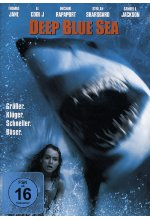 Deep Blue Sea DVD-Cover