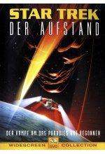 Star Trek 9 - Der Aufstand DVD-Cover