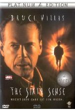 The Sixth Sense  [PE] [2 DVDs] DVD-Cover