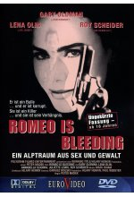 Romeo is bleeding DVD-Cover