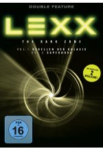 Lexx - The Dark Zone Vol. 1+2 DVD-Cover