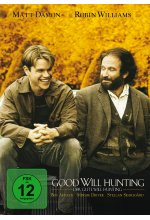 Good Will Hunting DVD-Cover