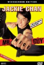 Jackie Chan - Mr. Nice Guy DVD-Cover
