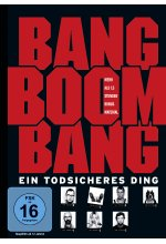 Bang Boom Bang - Ein todsicheres Ding DVD-Cover