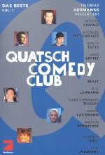 Quatsch Comedy Club - Best of Vol. 1 DVD-Cover