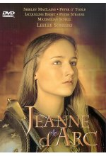 Jeanne D'Arc - Teil 1+2 DVD-Cover