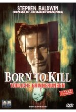 Born to Kill DVD-Cover