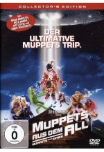 Muppets aus dem All  [CE] DVD-Cover