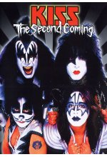 Kiss - The second Coming DVD-Cover